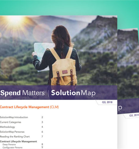 SirionLabs Recognized as Value Leader in Spend Matters CLM SolutionMap